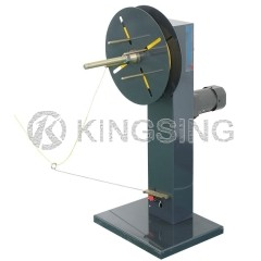 Compact Motorized Wire Dereeling Machine