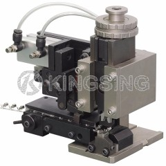 Pneumatic Crimping Applicator for Side Feed Terminals