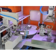 Automatic Cable Cutting Winding and Tying Machine