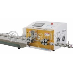 Belt-driven Cable Wire Cutting and Stripping Machine