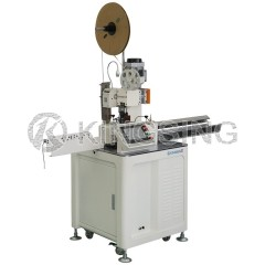 Jacket Wire Terminal Crimping Machine