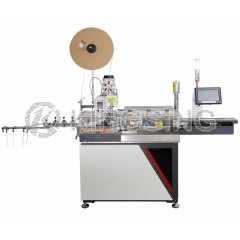 Fully Automatic Wire Stripping Tinning Crimping and Pair Twisting Machine