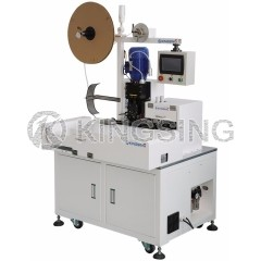 Cable Core Wires Stripping and Crimping Machine