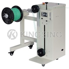Tension-free Coaxial Cable Prefeeding Machine