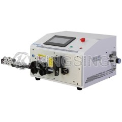 Automatic Wire Stripping and Bending Machine