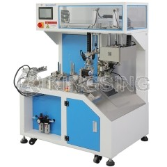 Round Wire Flat Cable Winding and Binding Machine, Automatic Cable Bunding Machine