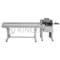 Automatic Multi-core Cable Cutting and Stripping Machine
