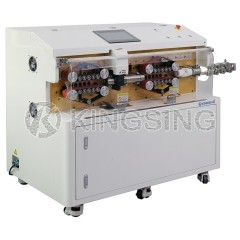 Heavy-duty Large Cable Cutting and Stripping Machine
