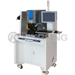Servo Motor Driven Large Cable Crimping Machine With Crimp Force Monitor System