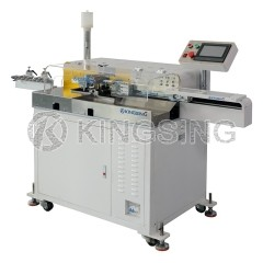 Automatic Wire Twisting and Tinning Machine