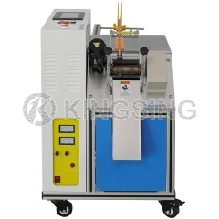 Ultrasonic Webbing Cutting Machine