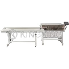 Heavy-duty Cable Stripping and Inkjet Marking Machine