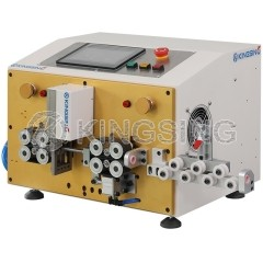 Multi-core Round Cable Stripping and Twisting Machine