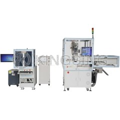 Automatic Cable Stripping Marking Crimping and Tinning Machine