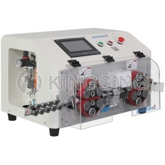 Servo Motor Driven Wire Cutting & Stripping Machine