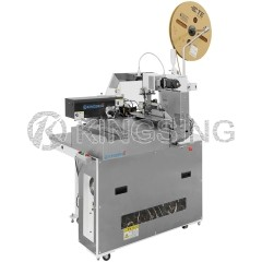 Automatic Wire Stripping Tinning and Sealing Crimping Machine