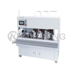 Multi-core Sheath Cable Long and Short Lines Stripping Crimping Machine