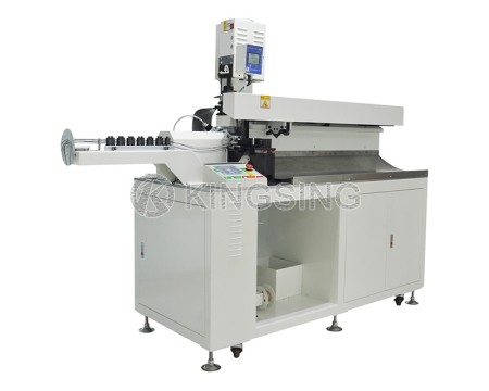 High Speed Wire Stripping and Crimping Machine