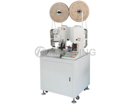 Two-sided Automatic Terminal Crimping Machine