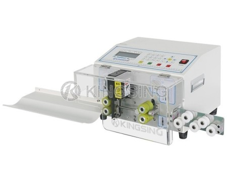Short Wire Cutting & Stripping Machine